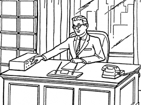 The Colouring Book for Lawyers