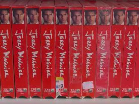 The video store that only stocks Jerry Maguire