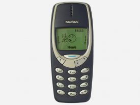 The iconic Nokia 3310 is rumoured to be making a return after 17 years