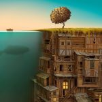The surreal paintings of Jacek Yerka