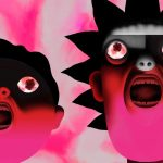 Saiman Chow's psychedelic Rick and Morty idents for Adult Swim